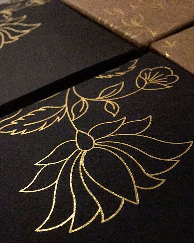We're coming for ya @maisonetobjet 😬 - #gold #black #packaging #design #designer #lotus #lotusflower #handmade #madeinindia #love #picoftheday #maisonetobjet #mo2017 #paris #newyork #london