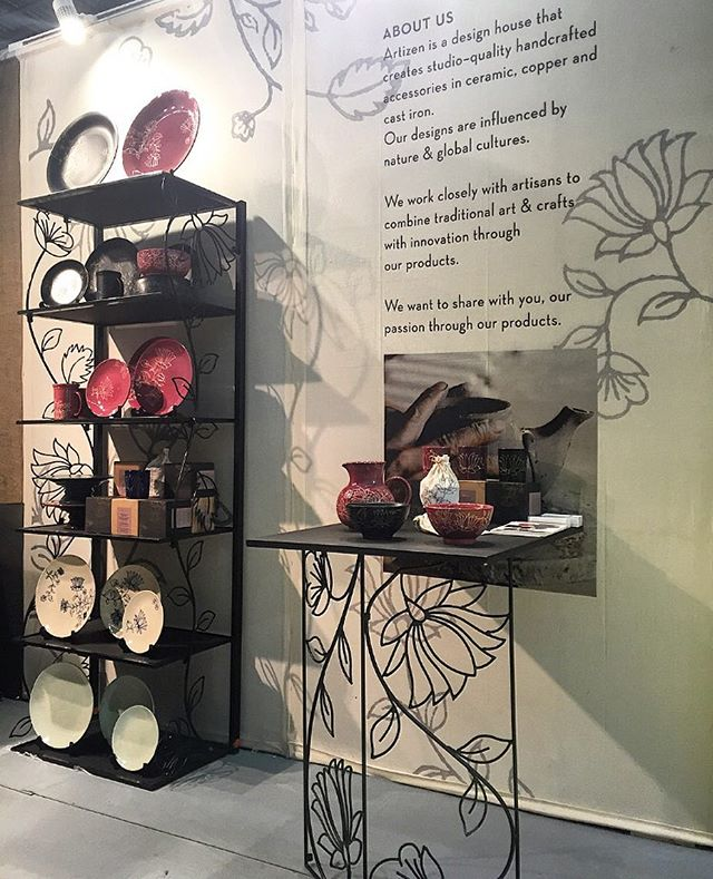 Come visit us at stand C 126, Hall 6-Cook & Share @maisonetobjet - Paris till the 12th of September. 🙏🏻 #handmade #handcrafted #cookandshare #maisonetobjet #mo17 #tabletop #tableware #design #designer #showcase #tradeonly #paris #ceramics #ceramicartist