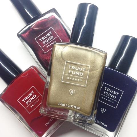 """Animal cruelty free, vegan, """"7 free"""" nail paint <3"""