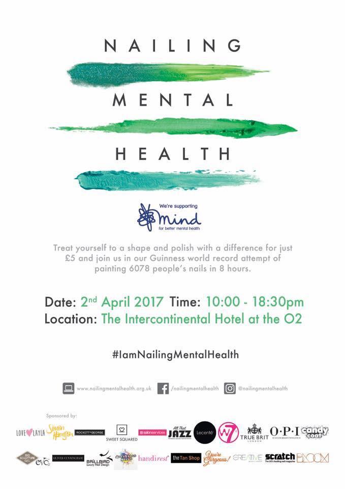 Nailing mental health