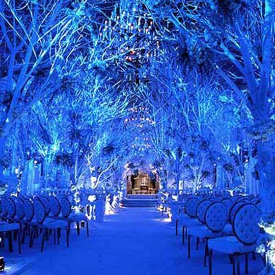 Winter Wonderland The Wedding Room Nottingham