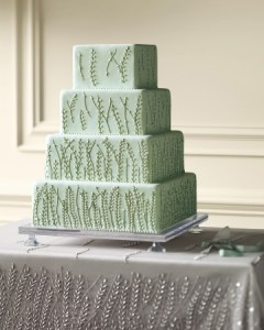 green textured wedding cake the wedding room nottingham