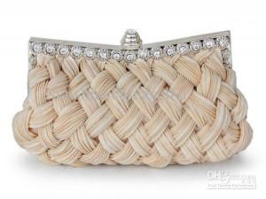 brides hand bag