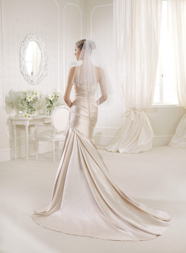 La Sposa Wedding Dress at the Wedding Room Nottingham