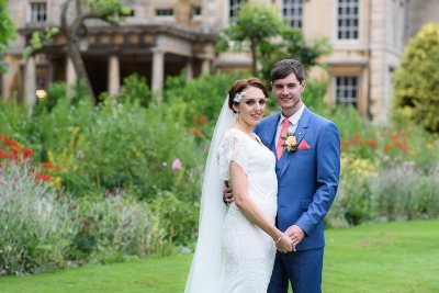 Image of Sarah and Chris by John Colson Photography at Prestwold Hall