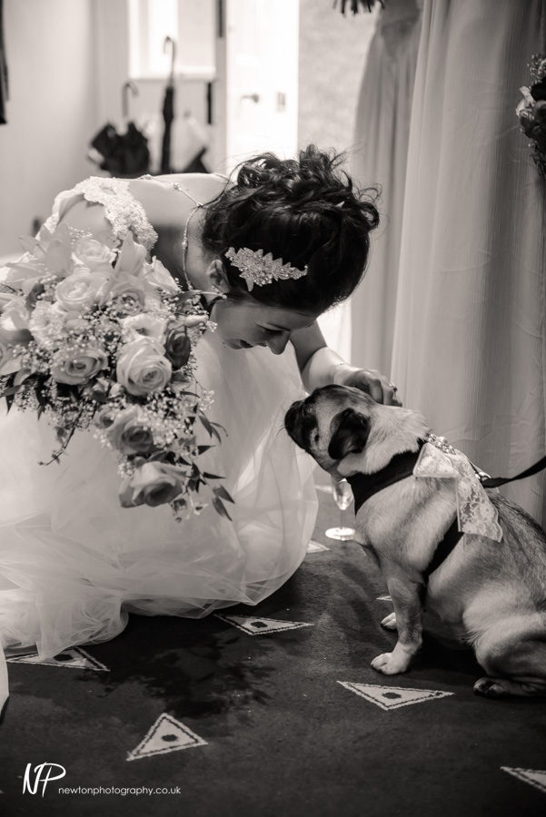 One of our beautiful brides - Kelly Marie  Photographer -  Newton Photography