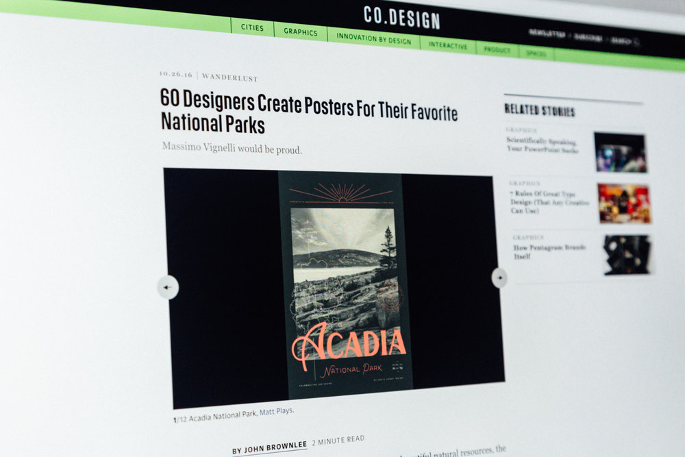 Fast Company Design