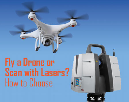 Drones V Lasers How to Choose