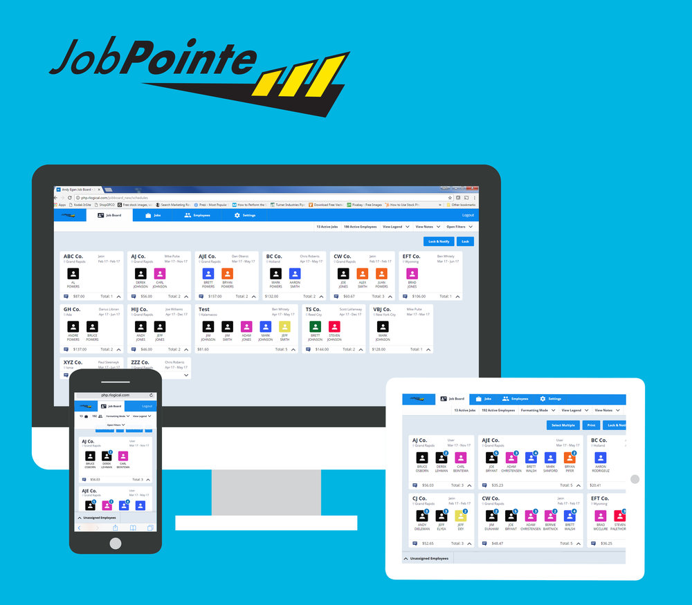 Andy J. Egan will demonstrate JobPointe, a digital workforce management tool, at 2017 POWER-GEN International.