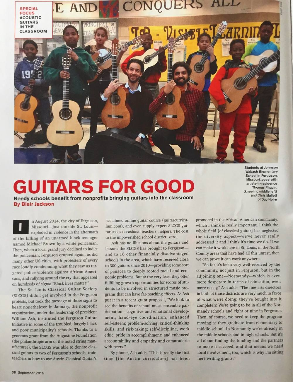 Copy of Acoustic Guitar Magazine