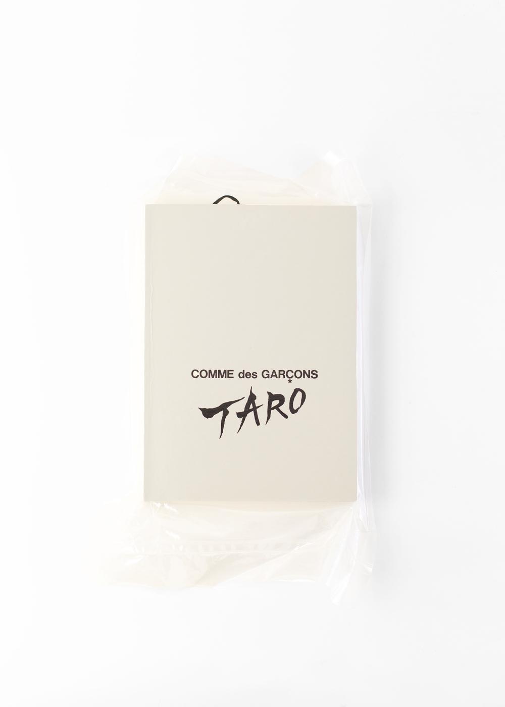 "Comme Des Garçons x Taro Okamoto</br>Notebook 2012</br>€100 <a href=""https://www.paypal.com/cgi-bin/webscr?cmd=_s-xclick&hosted_button_id=9D9PU8ZDH5UEW"">Add to Cart</a>"