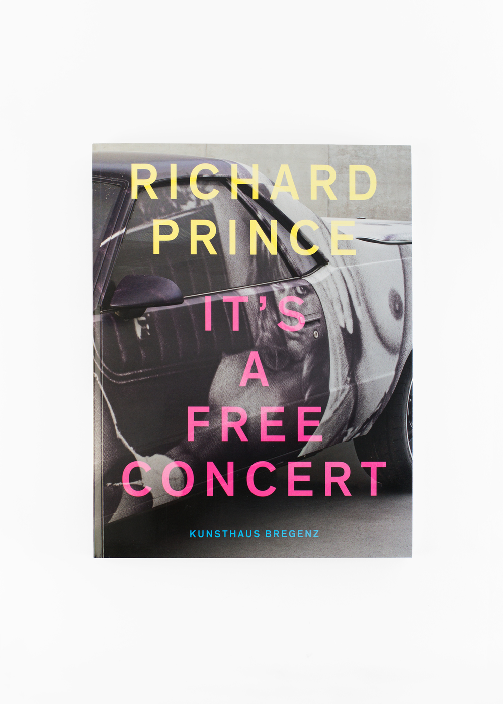 "Richard Prince - It's A Free Concert</br>256 pages 23.5 x 30.5 cm</br>2015</br>€50 <a href=""https://www.paypal.com/cgi-bin/webscr?cmd=_s-xclick&hosted_button_id=EP3F5975DL572"">Add to Cart</a>"
