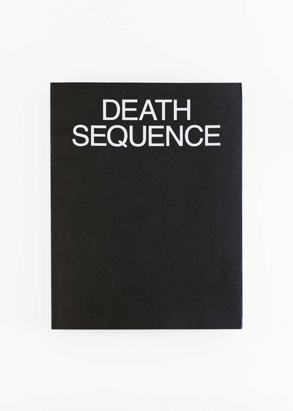 "Sam Falls - Death Sequence</br>368 pages 22.5 x 30.5 cm</br>Karma 2014</br>€40 <a href=""https://www.paypal.com/cgi-bin/webscr?cmd=_s-xclick&hosted_button_id=GPTNVXLL392ME"">Add to Cart</a>"
