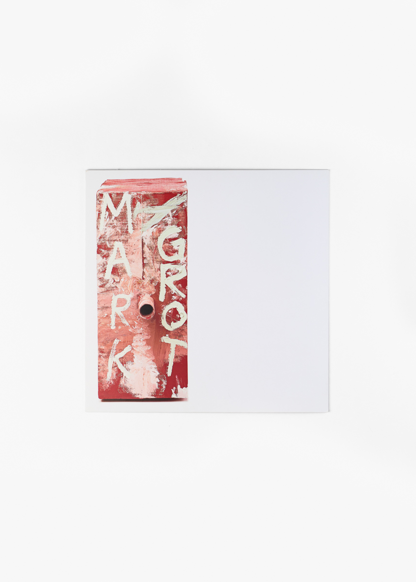 """Mark Grotjahn</br>Invitation Card 17.8 x 17.8 cm</br>Gagosian 2012</br>€25 <a href=""""https://www.paypal.com/cgi-bin/webscr?cmd=_s-xclick&hosted_button_id=QHU56KHVULUQA"""">Add to Cart</a>"""