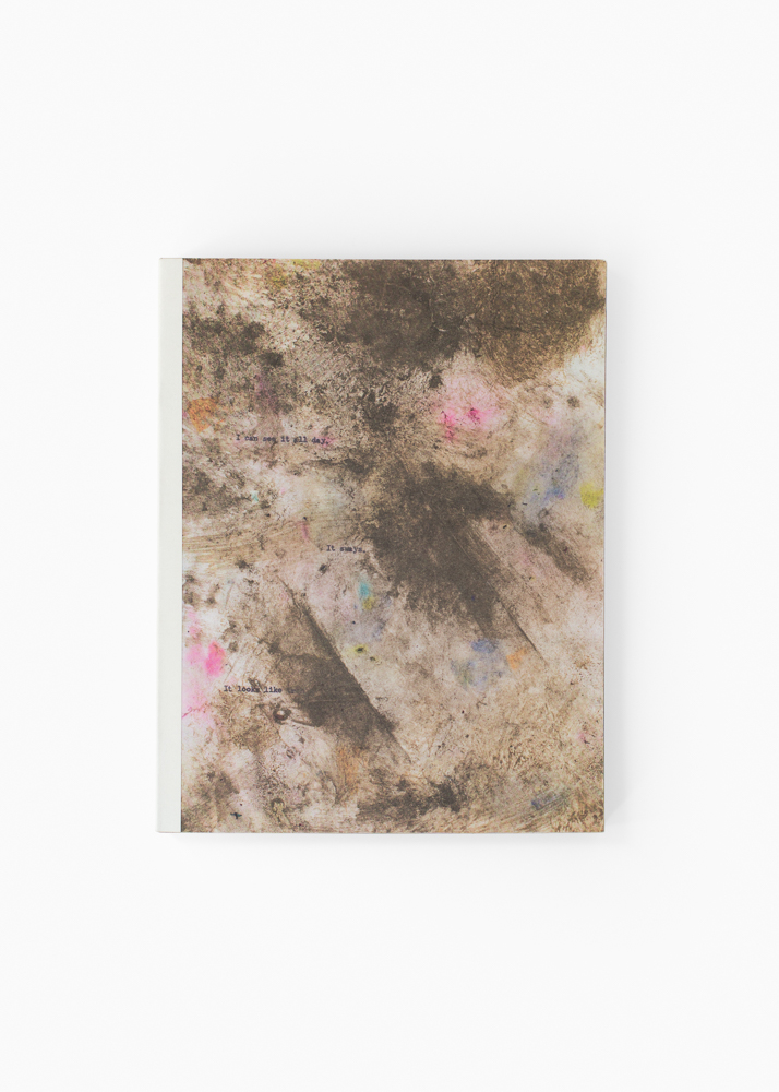 "Harmony Korine & Dan Colen - Train Yourself to Lose</br>21.6 x 27.9 cm</br>€100 <a href=""https://www.paypal.com/cgi-bin/webscr?cmd=_s-xclick&hosted_button_id=5WRTQL7KV2FJ8"">Add to Cart</a>"