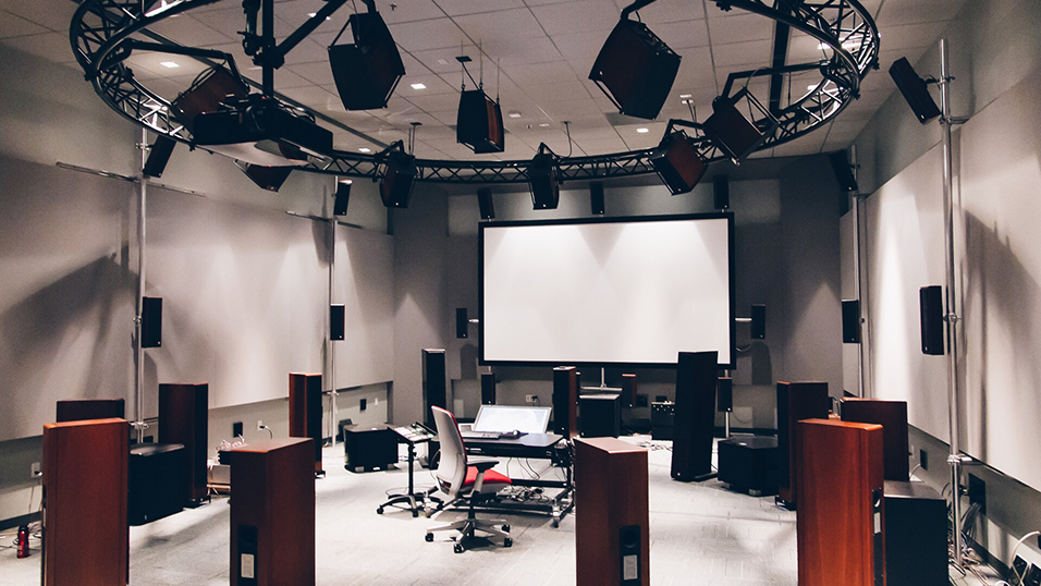 DTS uses Dirac Live Room Correction in their mixing studios