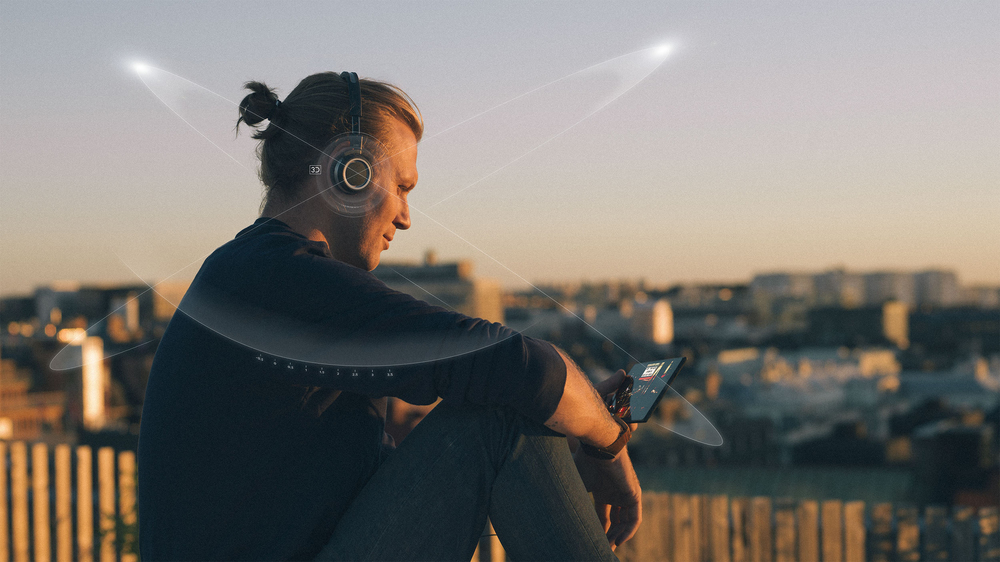 Dirac Sensaround   Natural and Immersive Sound from Any Headphones