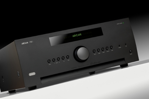 Arcam sr250 and Dirac Live digital room correction