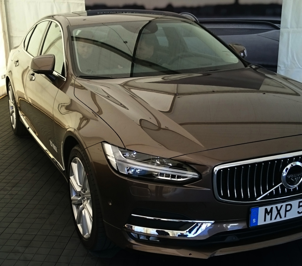 Volvo S90 and Dirac Unison - sound optimization