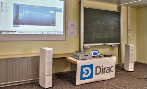 Dirac Live Room Correction demo in Germany.JPG