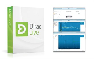 Dirac Live Room Correction Suite - digital room correction