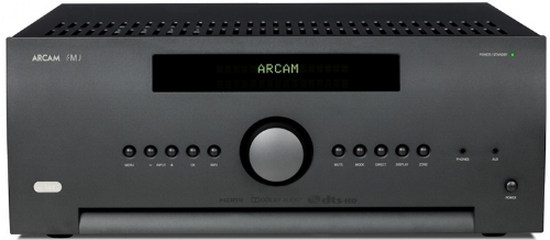 Arcam AVR850 featuring Dirac Live digital room correction software