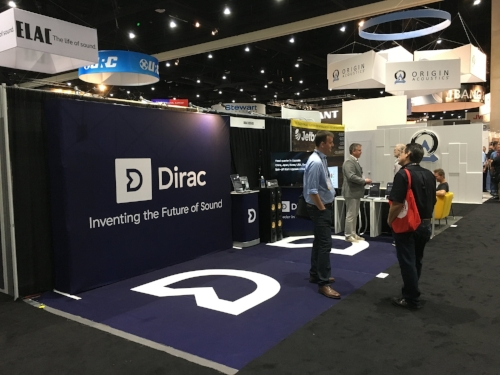 Dirac Research at CEDIA 2017.JPG