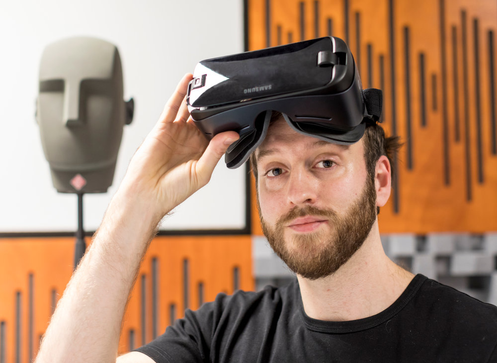 Tobias Ulvgård - Lead Research Developer, AR/VR