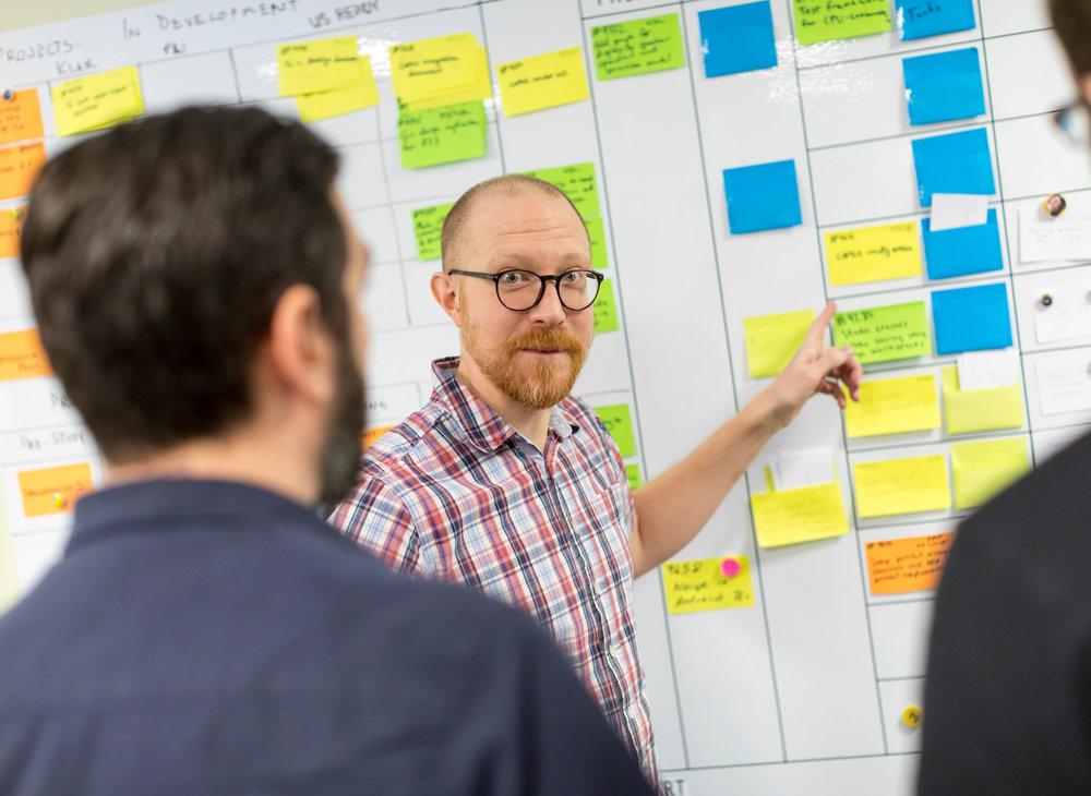 Jesper Stockenstrand - Head of Product Development, Mobile