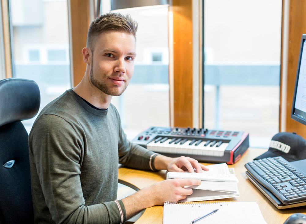 Viktor Gunnarsson - Senior Research Engineer, Core Tech