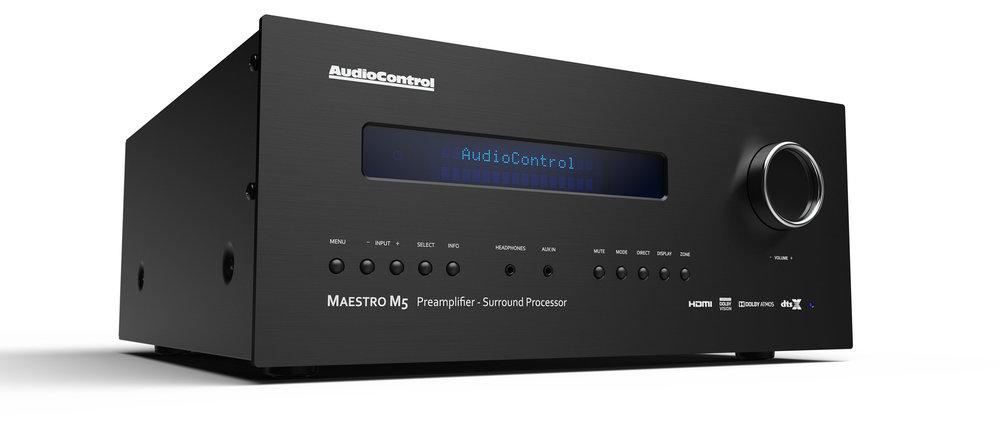 AudioControl Maestro M5