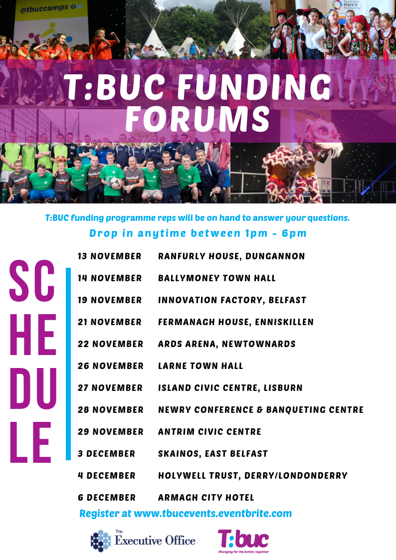 TBUC Funding Forum Flyer - November 2018.PNG