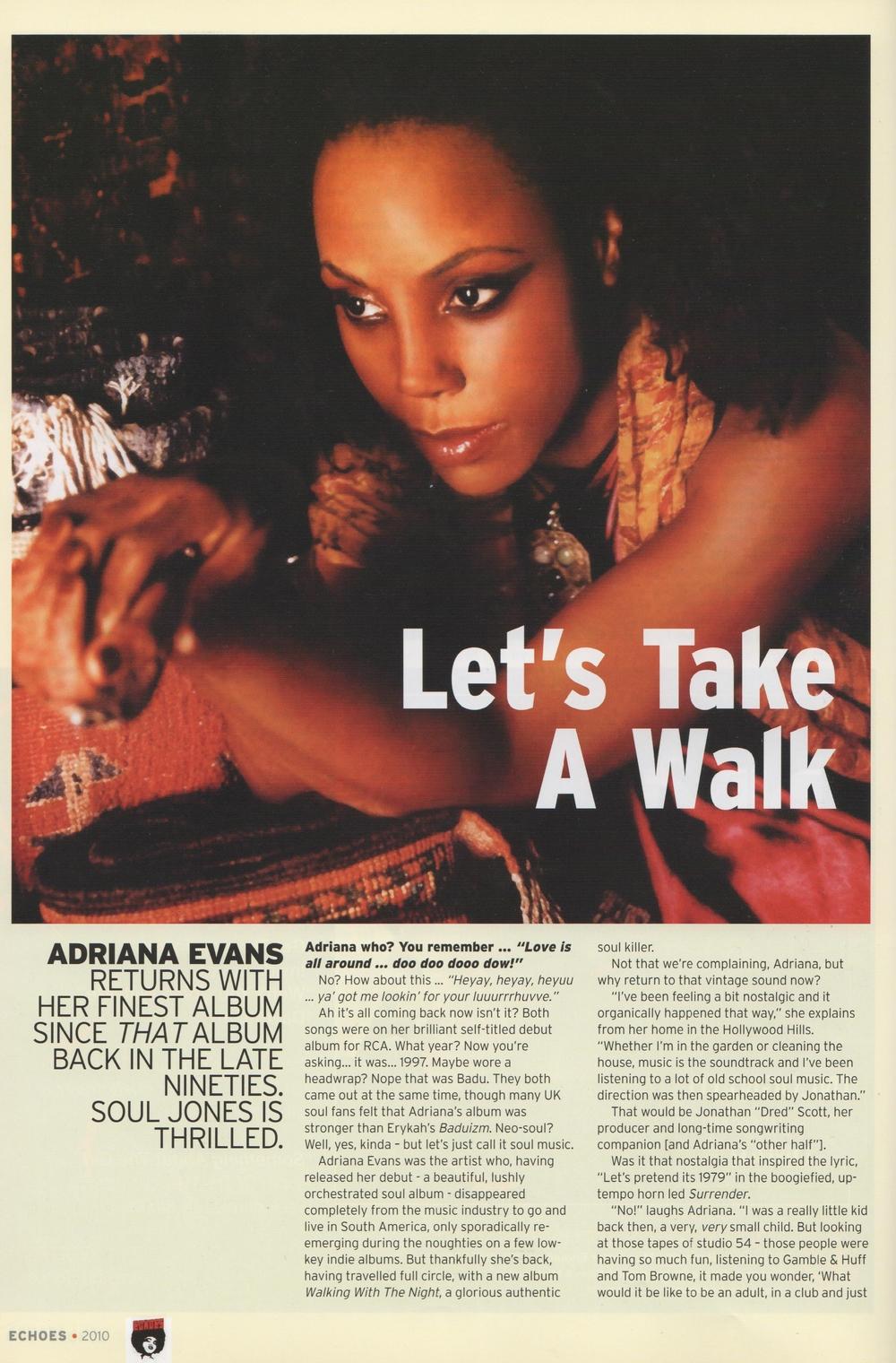 Echoes Magazine Feb 2010