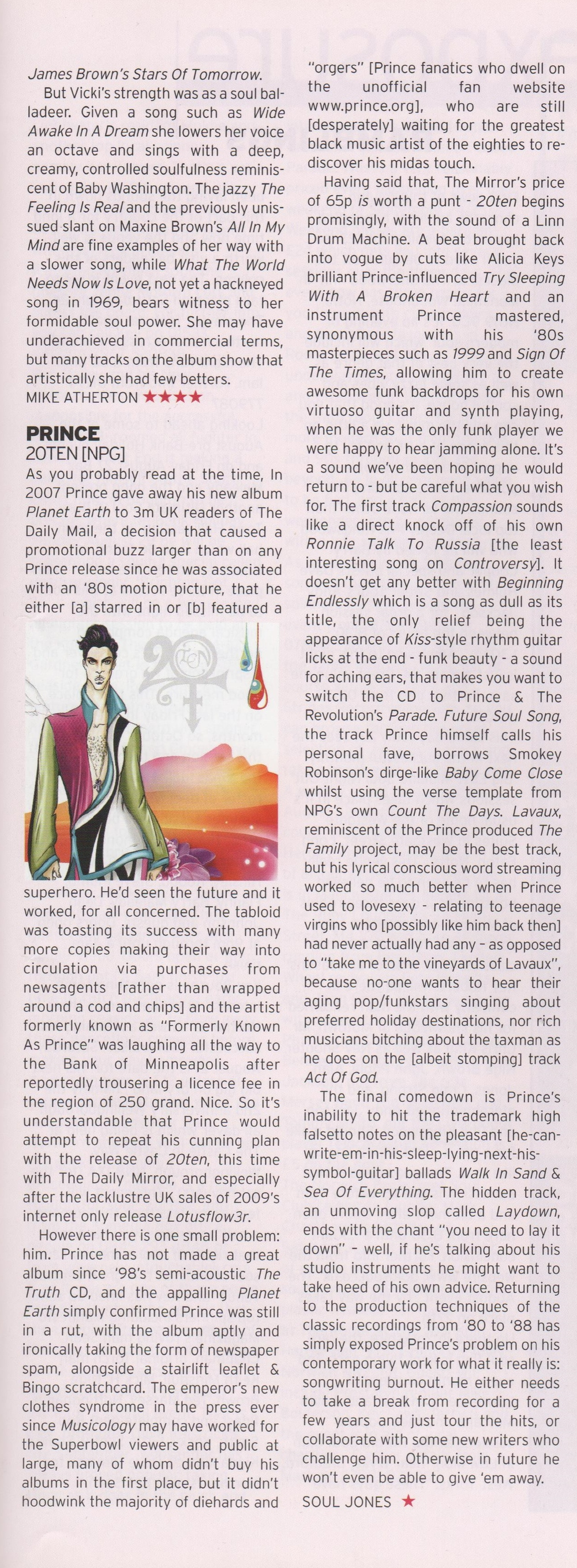 Echoes Magazine Aug 2010