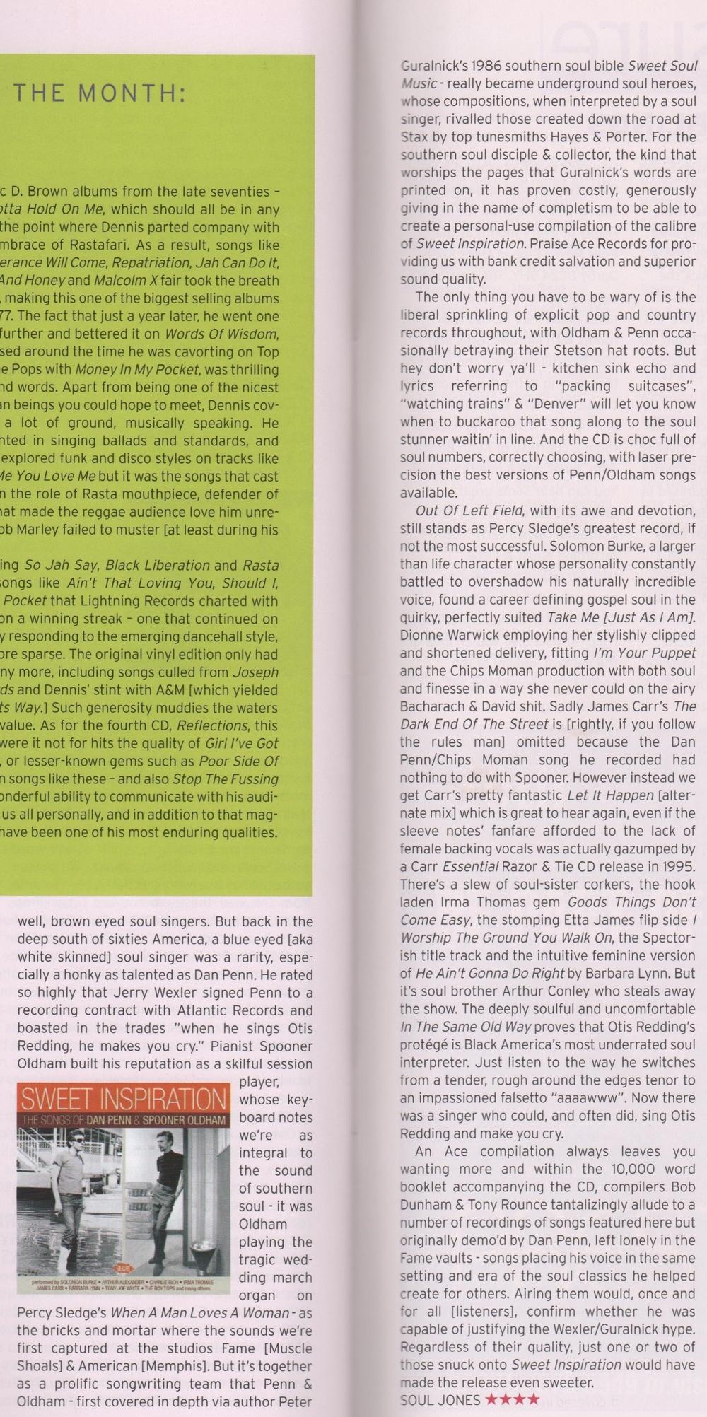 Echoes Magazine Mar 2011