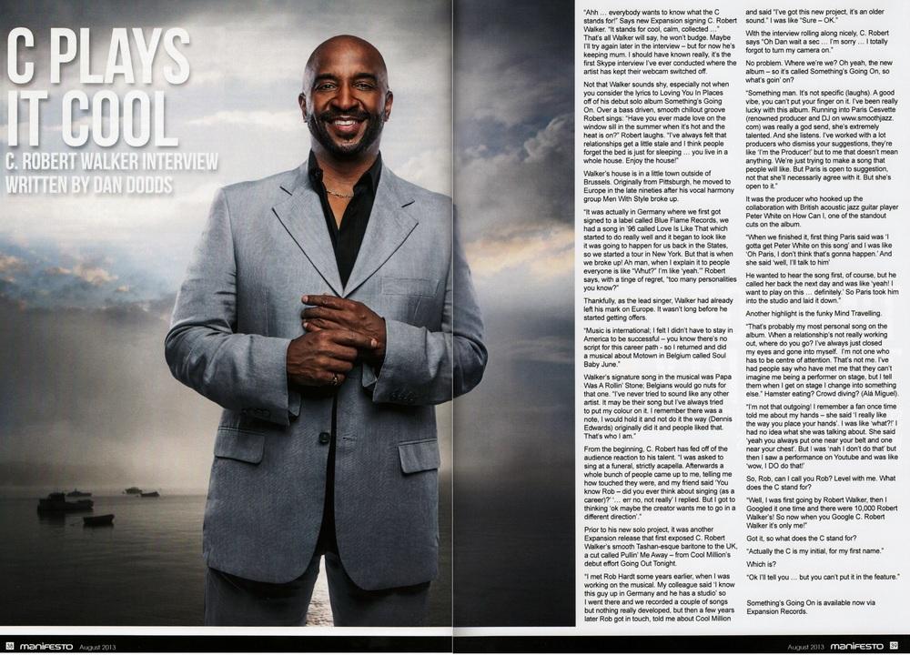 Manifesto Soul Magazine Aug 2013