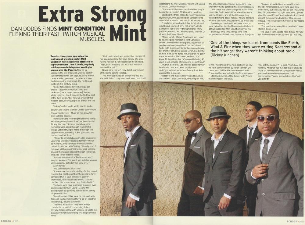 Echoes Magazine Oct 2012