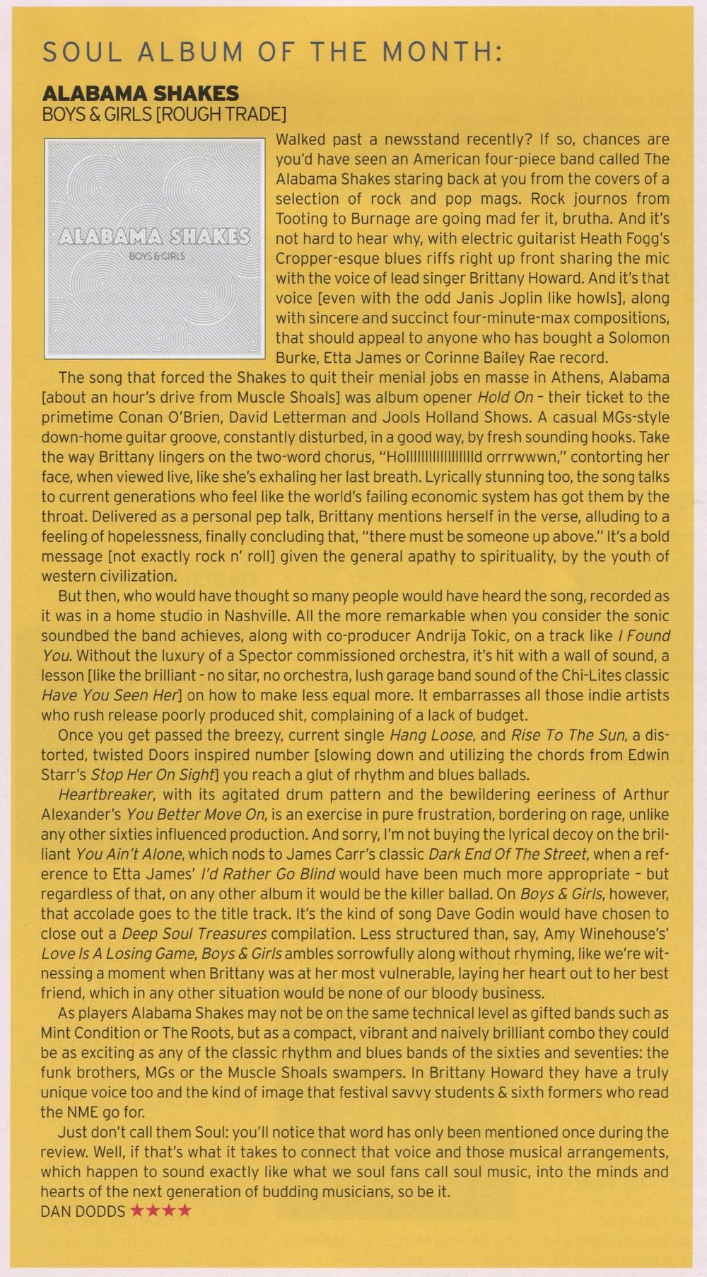 Echoes Magazine Aug 2012