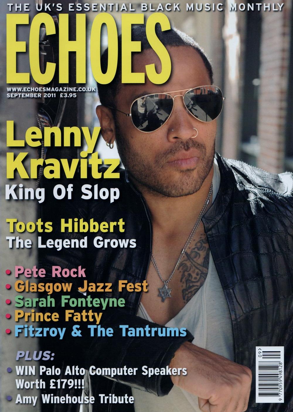 Echoes Magazine Sept 2011