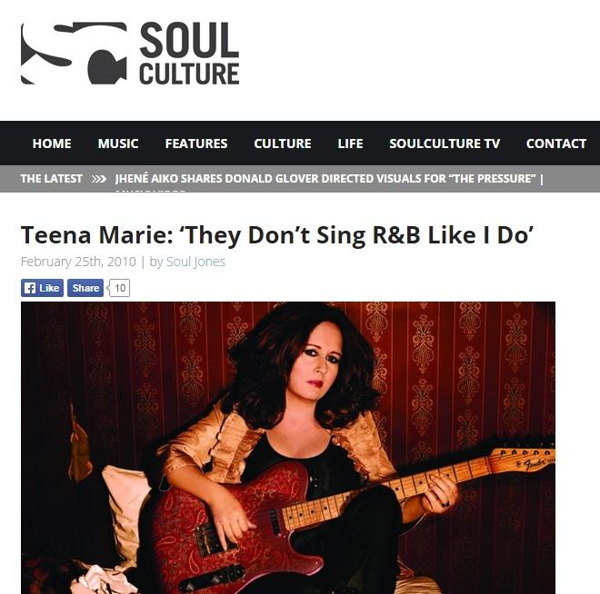 Soul Culture Feb 2010