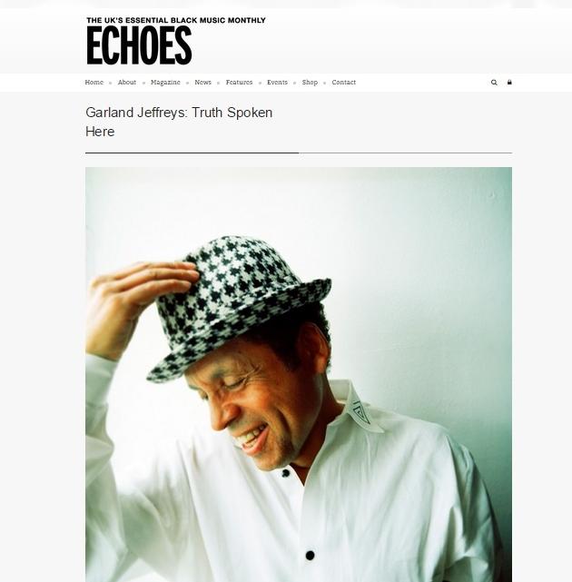 Echoes Magazine Feb 2014