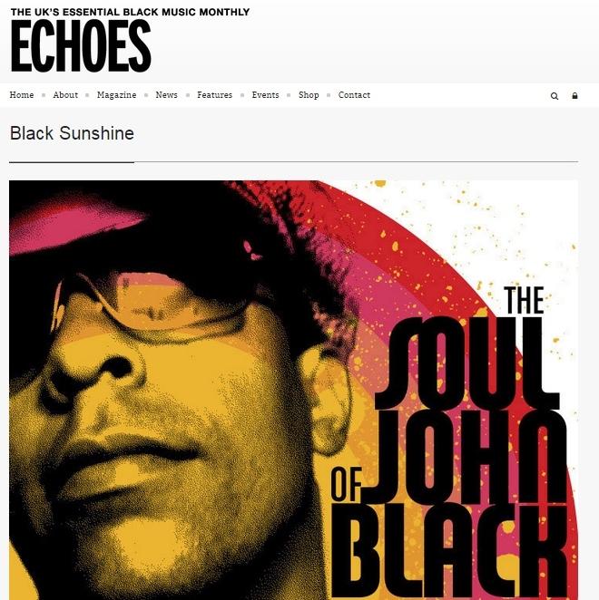 Echoes Magazine May 2014