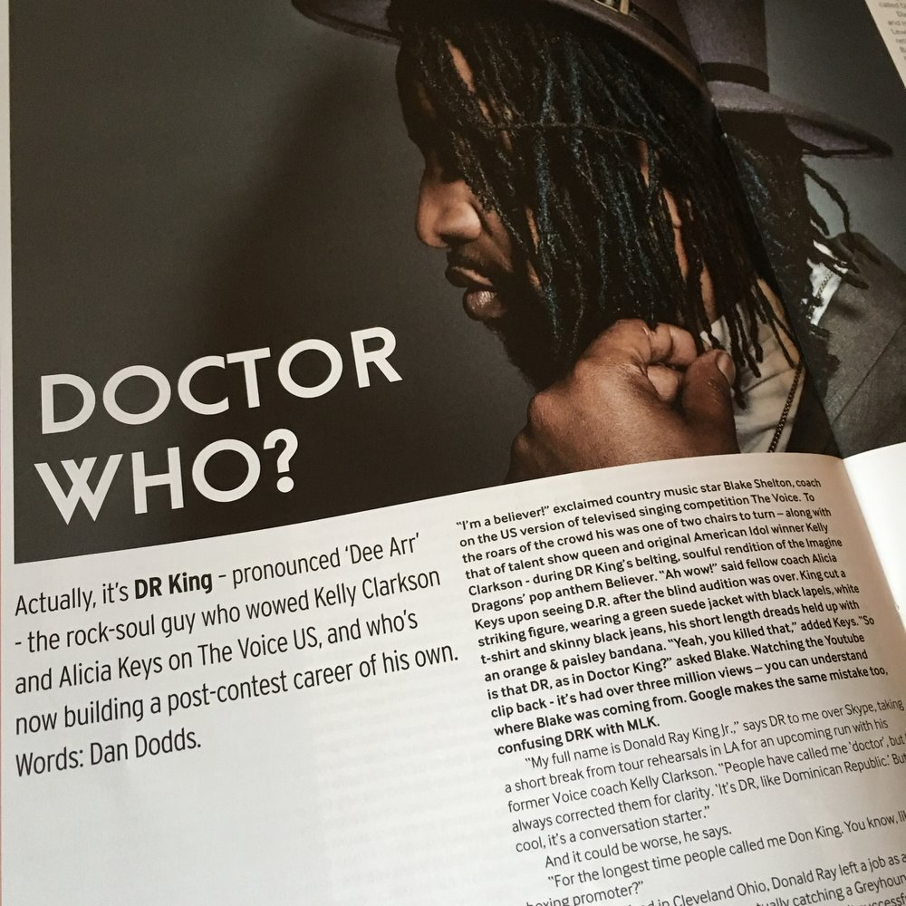 ECHOES MAGAZINE FEBRUARY 2019 (OUT NOW)
