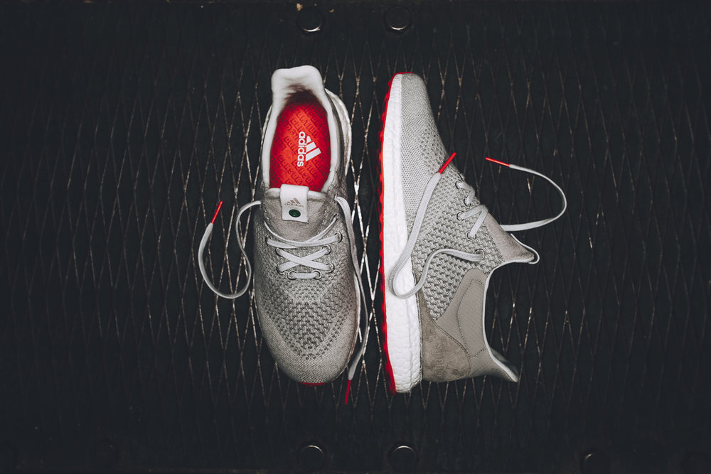 Adidas X Solebox Ultra Boost Uncaged