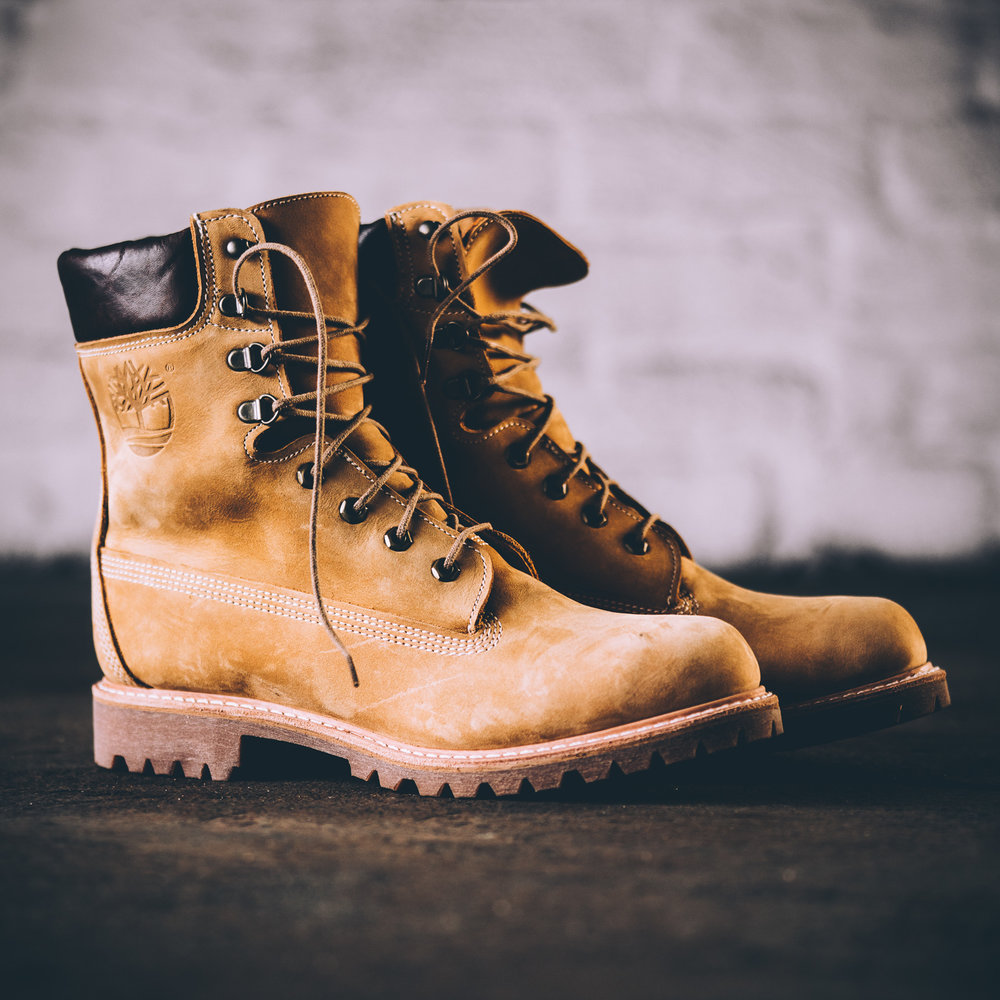 Timberland Made in USA Boot