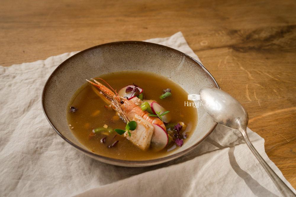 Hannahs Plan Catering - Soups