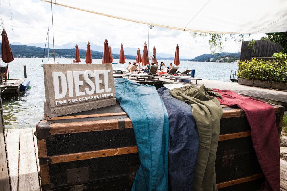 Diesel Produktpräsentation - Hannahs Plan