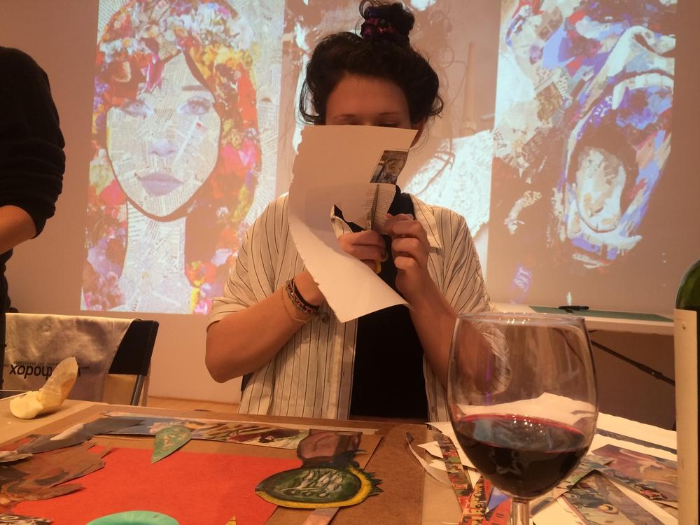creative art classes NYC