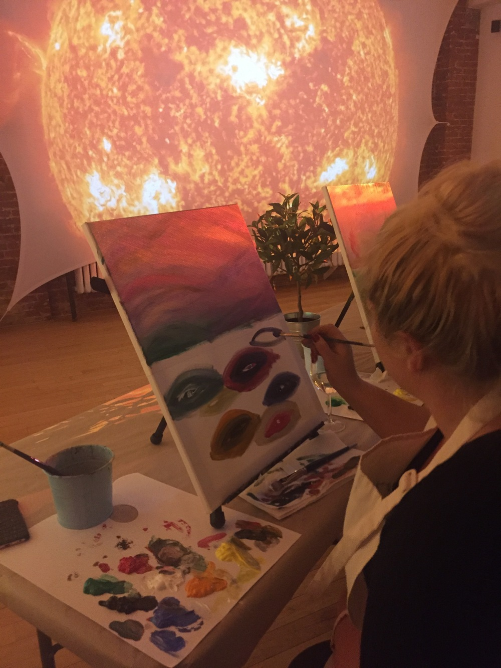 adult art classes in new york city