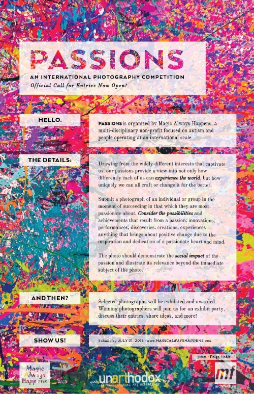 Unarthodox_InternationalArtCompetition_MagicAlwaysHappen_Autism_GoodCause